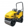 Wacker RD12a 1 Ton Roller for rent sunflower equipment rental topeka lawrence blue springs