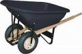 Wheelbarrow - Dual wheel for rent sunflower equipment rental topeka lawrence blue springs kansas