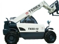 Terex TX5519 Low Profile Telescopic Forklift/Telehandler for rent sunflower equipment rental topeka lawrence blue springs kansas