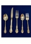 silver vanessa flatware for rent lawrence sunflower rental topeka blue springs kansas missouri