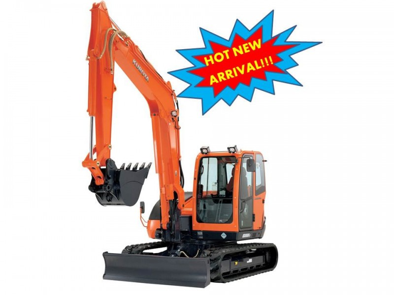 Kubota KX080-4 for rent sunflower equipment rental topeka lawrence blue springs kansas