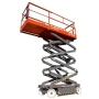 Skyjack Scissor Lift for rent sunflower equipment rental topeka lawrence blue springs kansas missouri