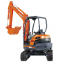 Kubota U35 ZTR Mini Excavator for rent sunflower equipment rental topeka lawrence blue springs kansas