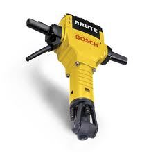 Bosch Brute Jack Hammer for rent Sunflower Equipment Rental Topeka Lawrence Blue Springs Kansas