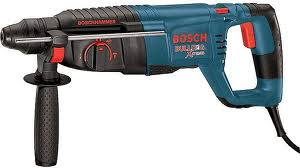 Bosch Bulldog hammer drill for rent sunflower equipment rental topeka lawrence blue springs kansas