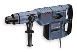 Bosch Rotary Hammer 11245EVS for rent Sunflower Equipment rental Topeka Lawrence