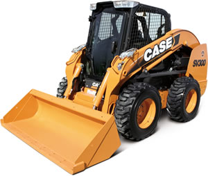 Skid steer uniloader for rent sunflower equipment rental topeka lawrence blue springs kansas