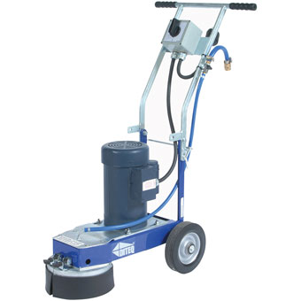 Diteq Concrete Floor grinder for rent Sunflower Equipment rental topeka Lawrence Blue Springs Kansas