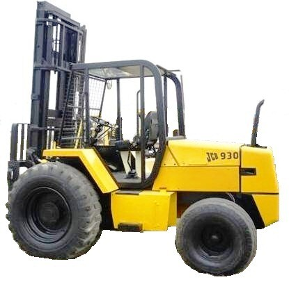 JCB forklift for rent sunflower equipment rental topeka lawrence blue springs kansas