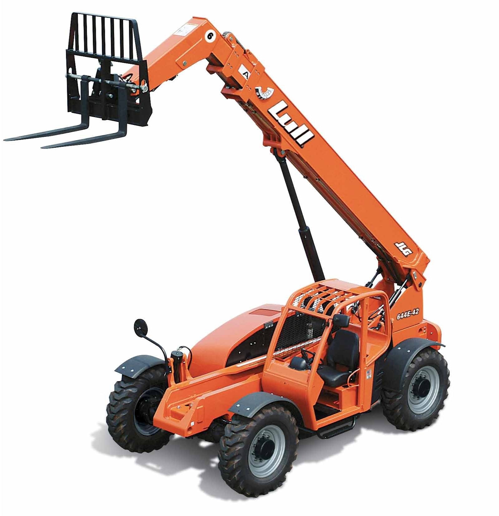 Lull 9442E Telescopic Fork Lift for Rent Sunflower Equipment Rental Topeka Lawrence Blue Springs Kansas
