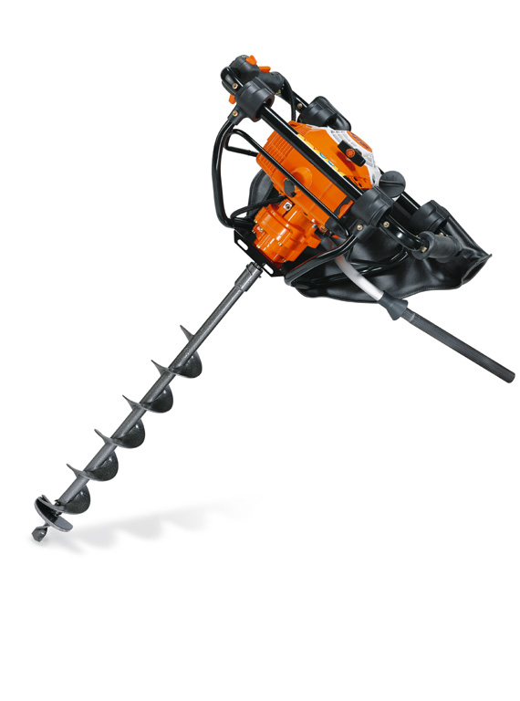 Stihl BT121 One man Auger for rent Sunflower Equipment rental Topeka Lawrence Blue Springs Kansas