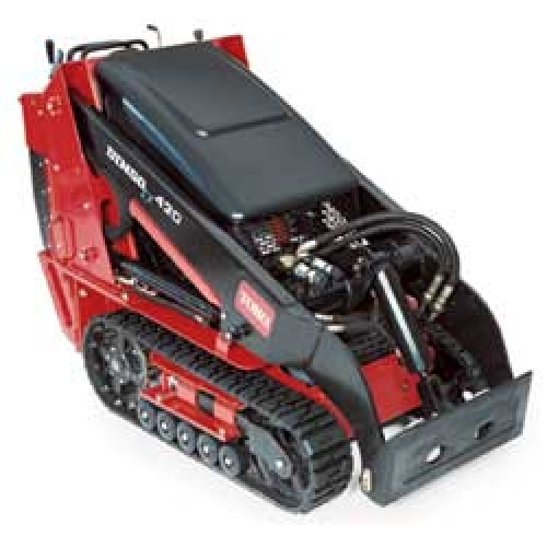 Toro Dingo for rent sunflower equipment rental topeka lawrence blue springs kansas