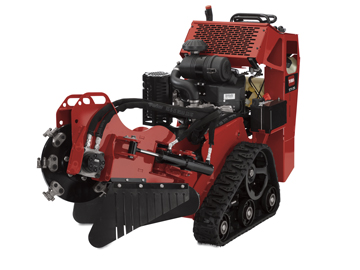 Toro STX26 Stump Grinder for rent Sunflower Equipment Rental Topeka Lawrence Blue Springs Kansas