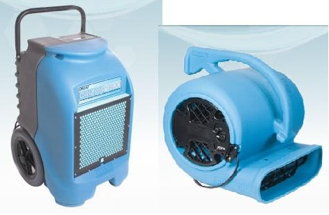 Carpet Fan Dehumidifier for Rent Sunflower Rental Topeka Lawrence Blue Springs Kansas
