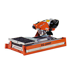 Diamond Tile saw for rent sunflower equipment rental topeka lawrence blue springs kansas