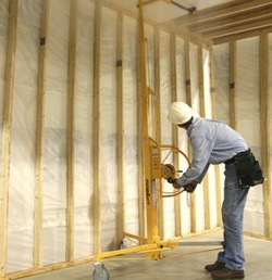 Drywall Panel Lift and equipment for Rent Sunflower Rental Topeka Lawrence Blue Springs Kansas