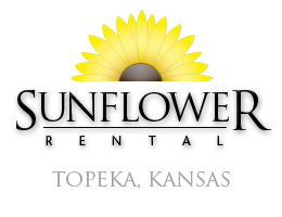 Sunflower Rental Topeka, Topeka, Kansas