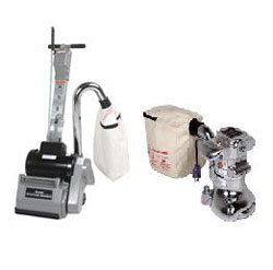 Floor Sander and Floor Edger