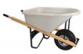 Wheelbarrow - Single Wheel for rent sunflower equipment rental topeka lawrence blue springs kansas